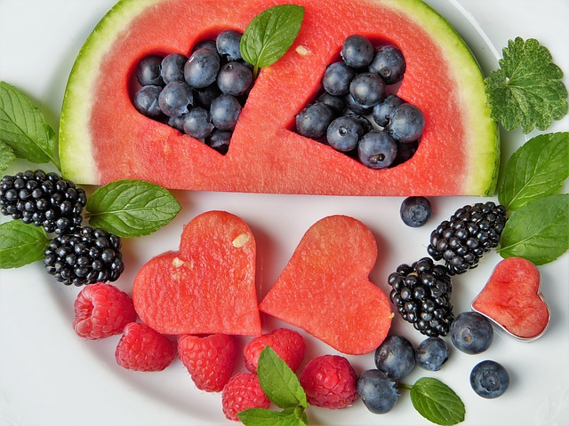 Productos nutritivos para una dieta saludable