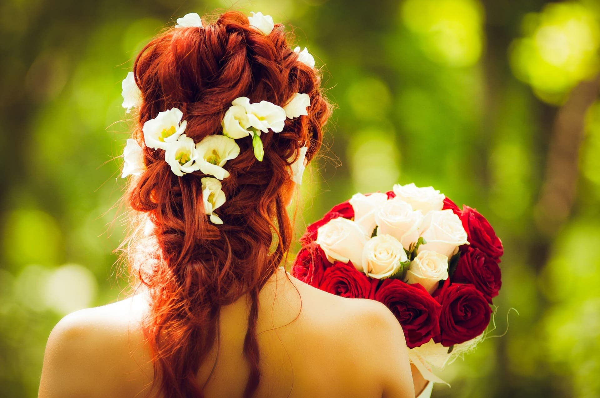 tinte natural para canas boda