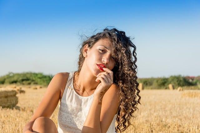 Características de un tinte para cabello natural