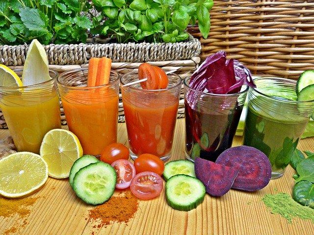 Consumir productos para la digestión