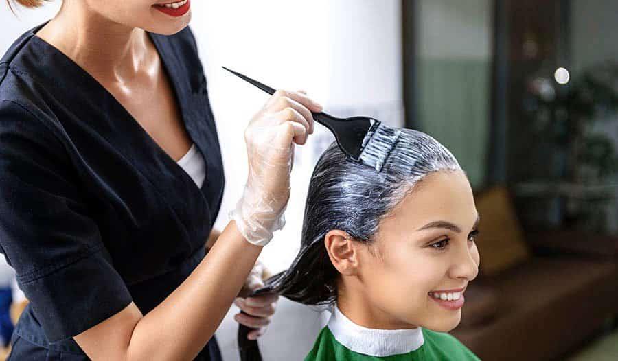 Elección del tono ideal para tinturarte el cabello