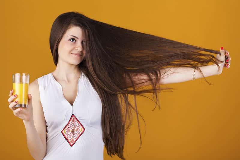 Alimentos saludables para tener un cabello sano