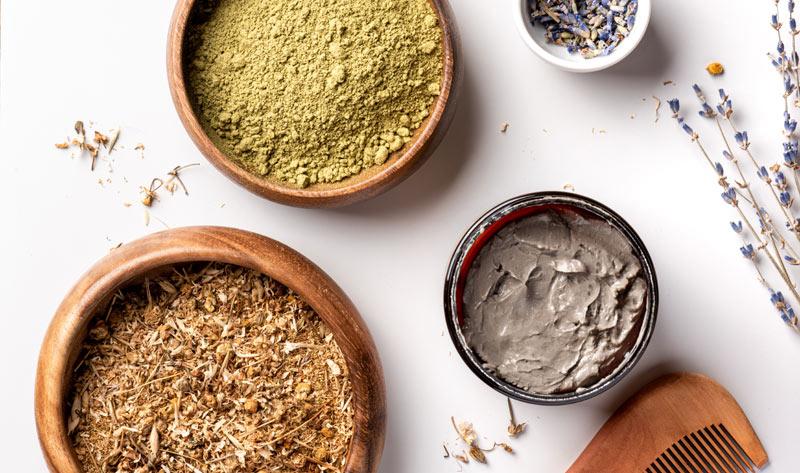 Beneficios de la henna como tinte capilar