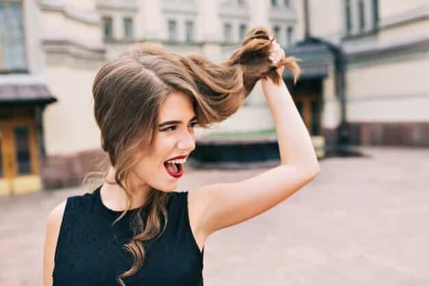 Fases lunares y su efecto sobre el cabello