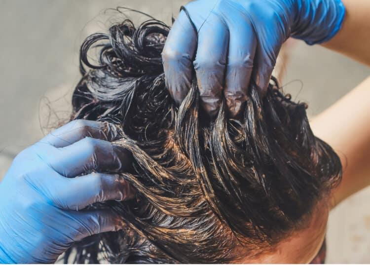 Tonos de Henna para el cabello