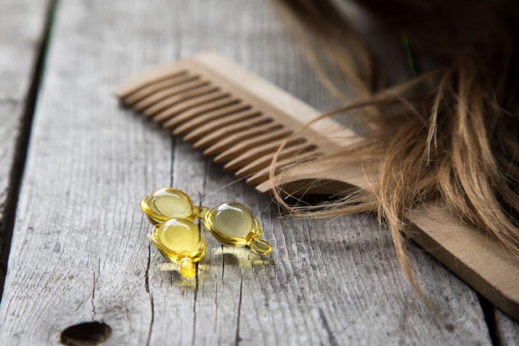 Vitaminas para el cabello que lo fortalecen y lo hidratan